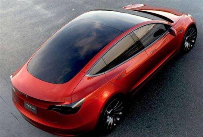 特斯拉新型可移动车顶结构,试图打造更好视野!