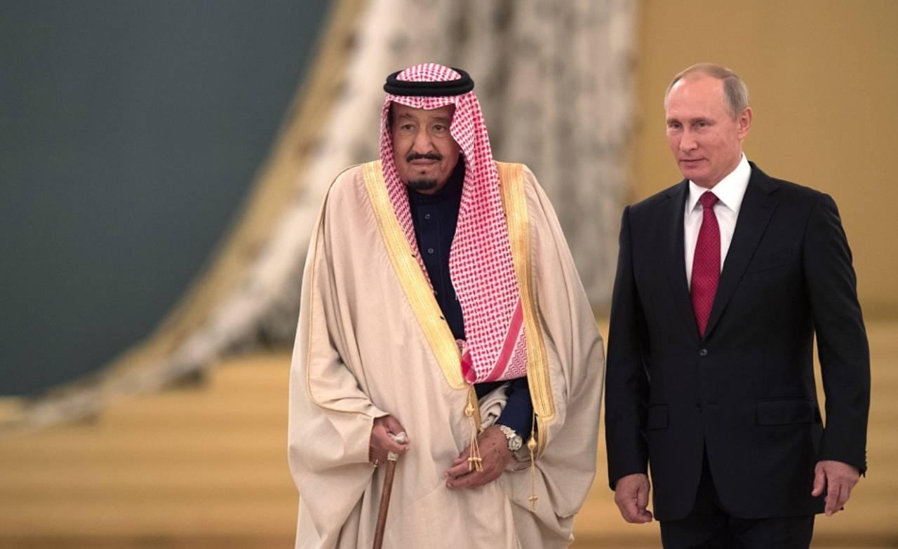 彩蛋来了!沙特国王首次访俄精彩纷呈