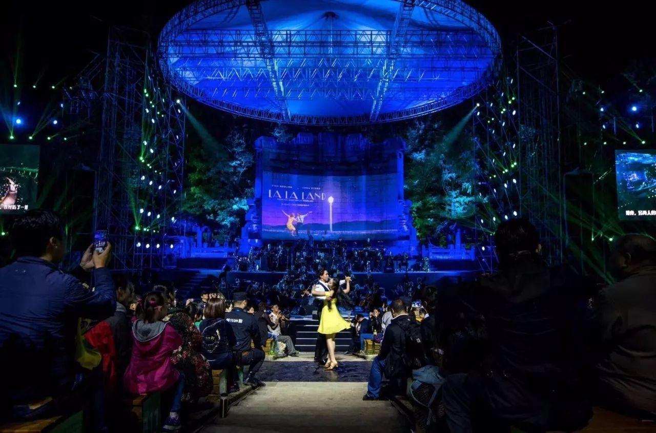 10月6日,中山陵音乐台,南京森林音乐会完美收官图片