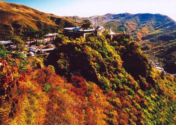北宫森林公园门票_北京看红叶7大热门目的地,香山红叶仅列第7