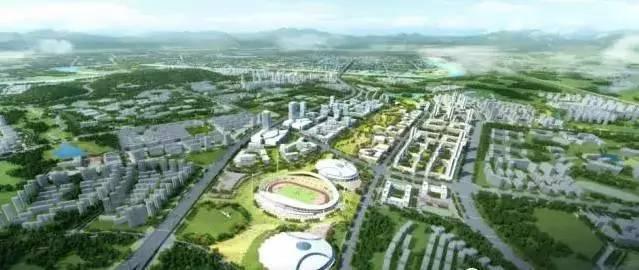 蓉江新区规划图