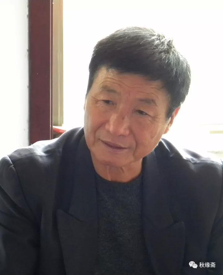 东都镇谢家庄村原党支部书记郭洪和图片