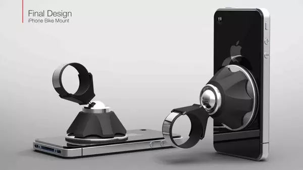 科技概念苹果设计,感受苹果的创意小产品