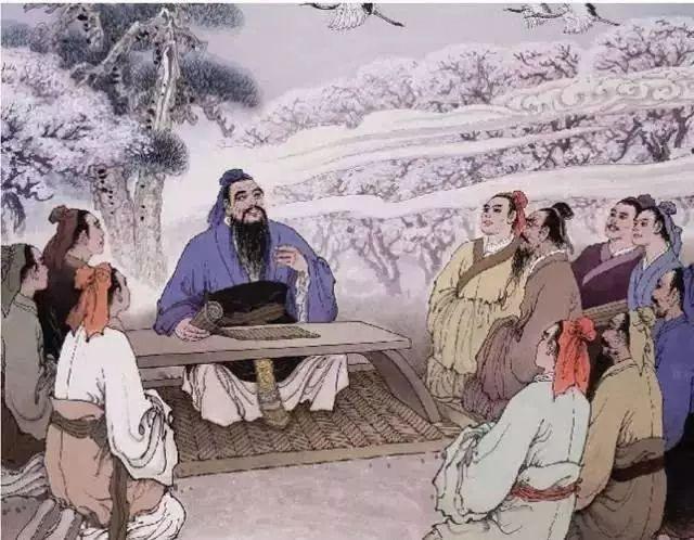 子路与孔子_孔子教育弟子会有所保留吗?