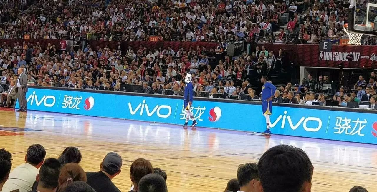 vivo中止NBA合作