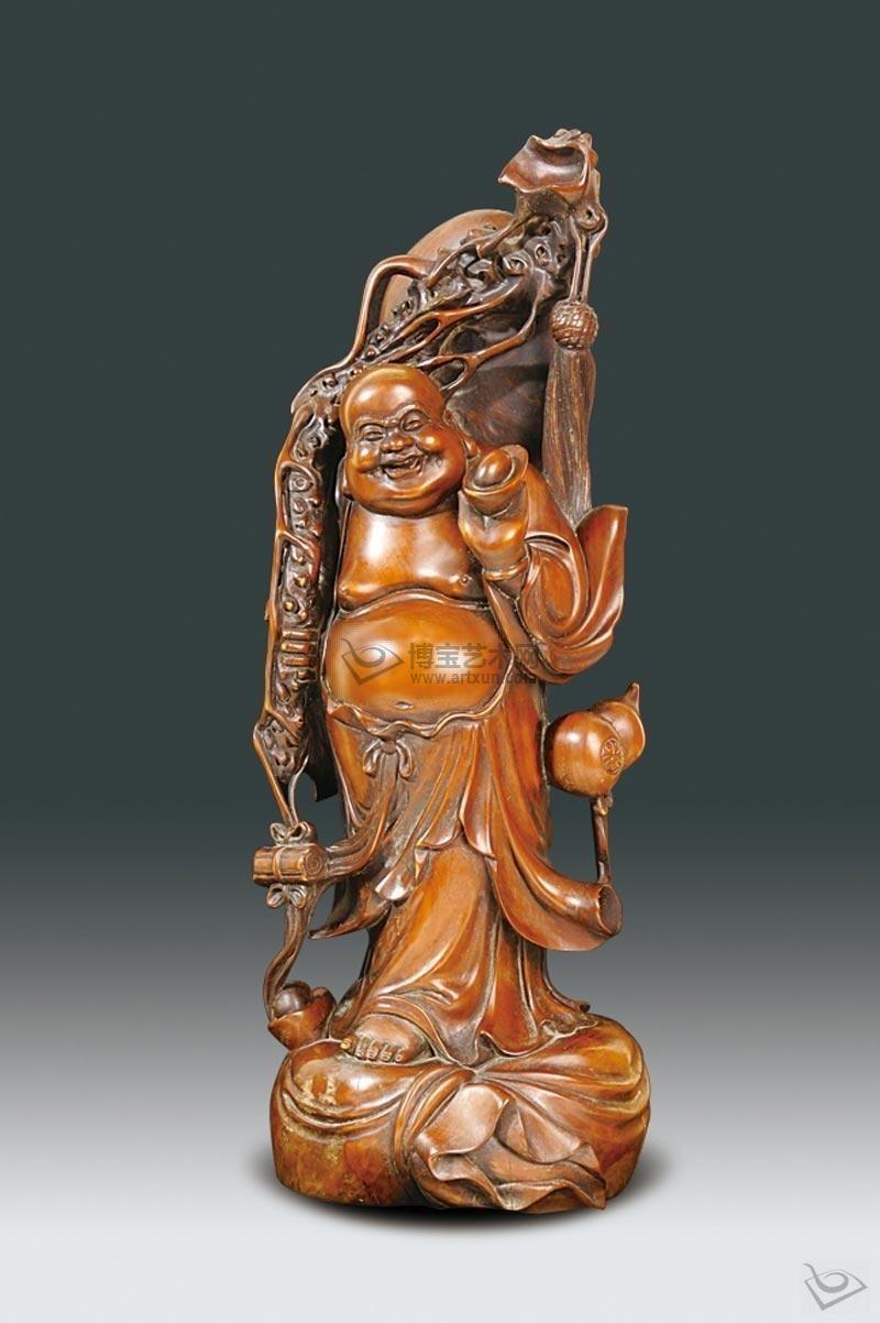 黄杨木雕如意_木中象牙:小叶黄杨和大叶黄杨,水黄杨的区别