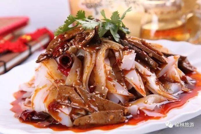国庆来榆林,吃过这些特色美食才不枉此行