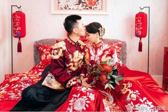 体坛三名美女在国庆期间出嫁