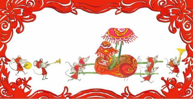 老鼠嫁女的故事_【听故事】小喇叭中国原创故事 8 ——老鼠嫁女