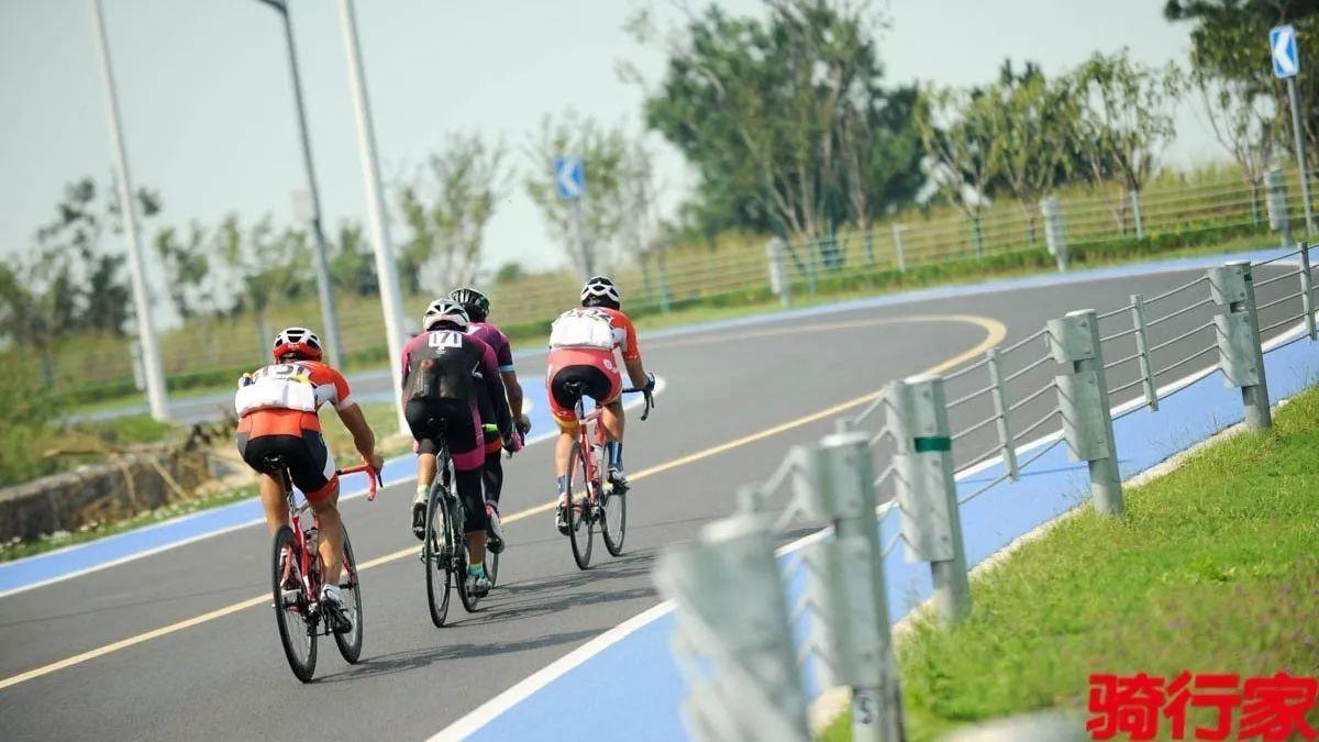骑行千里 京杭大运河自行车超级挑战赛完美收官