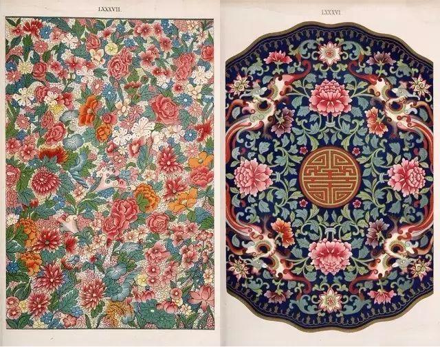 云种养100张古董级别的精选中国纹样,还不赶紧收藏!