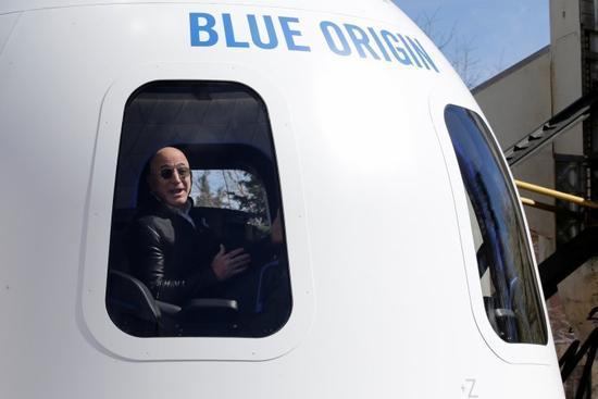 蓝色起源计划19年初送游客进入太空,票价不贵
