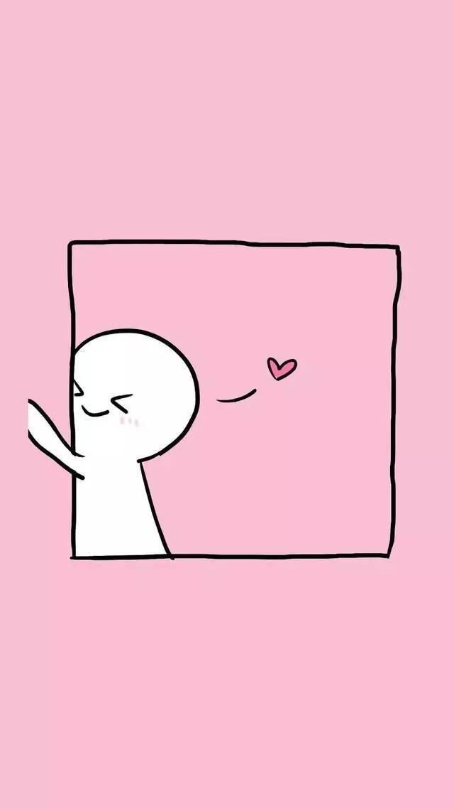 【一人一半】可爱情侣手机壁纸_搜狐动漫_搜狐网