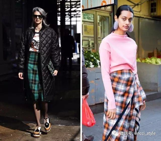Vincci 情报|时装周上Dior和Hermes都给格纹划重点了,还不赶紧学起来 18