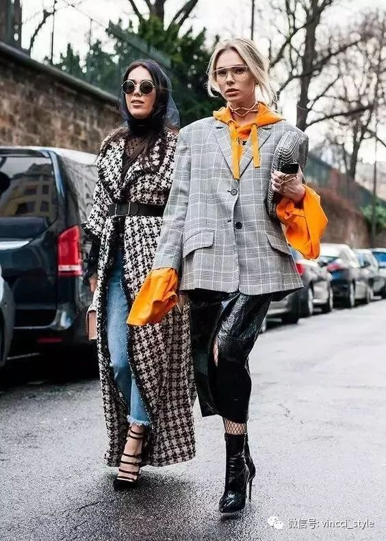 Vincci 情报|时装周上Dior和Hermes都给格纹划重点了,还不赶紧学起来 1