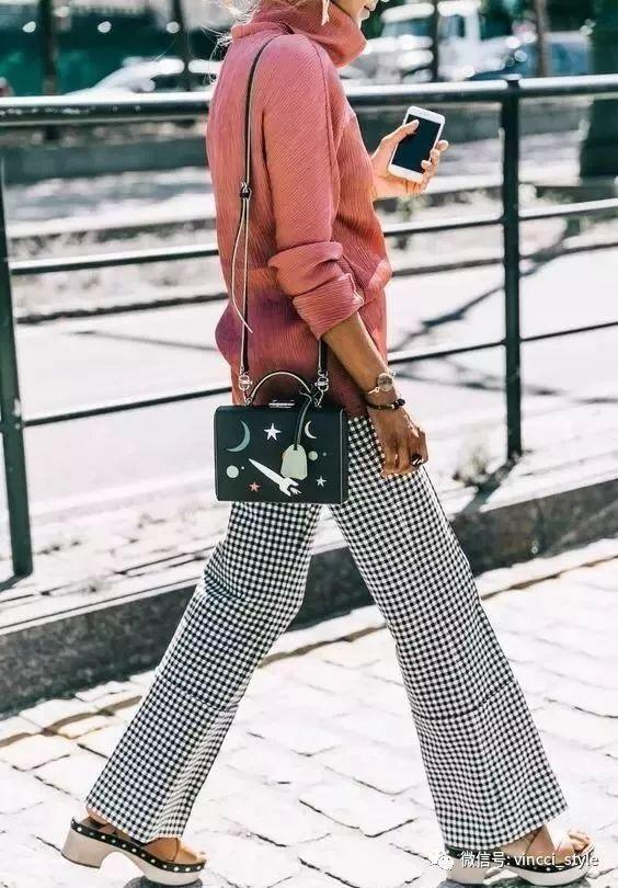 Vincci 情报|时装周上Dior和Hermes都给格纹划重点了,还不赶紧学起来 20
