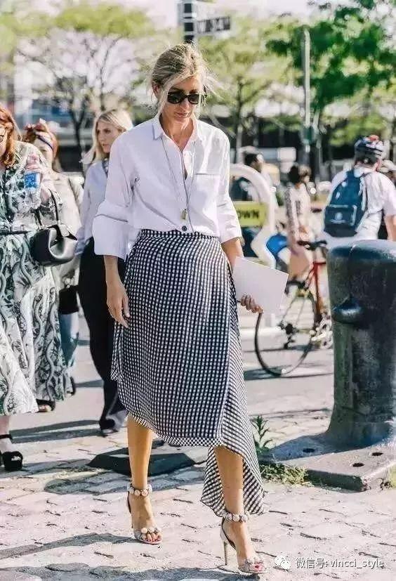 Vincci 情报|时装周上Dior和Hermes都给格纹划重点了,还不赶紧学起来 11