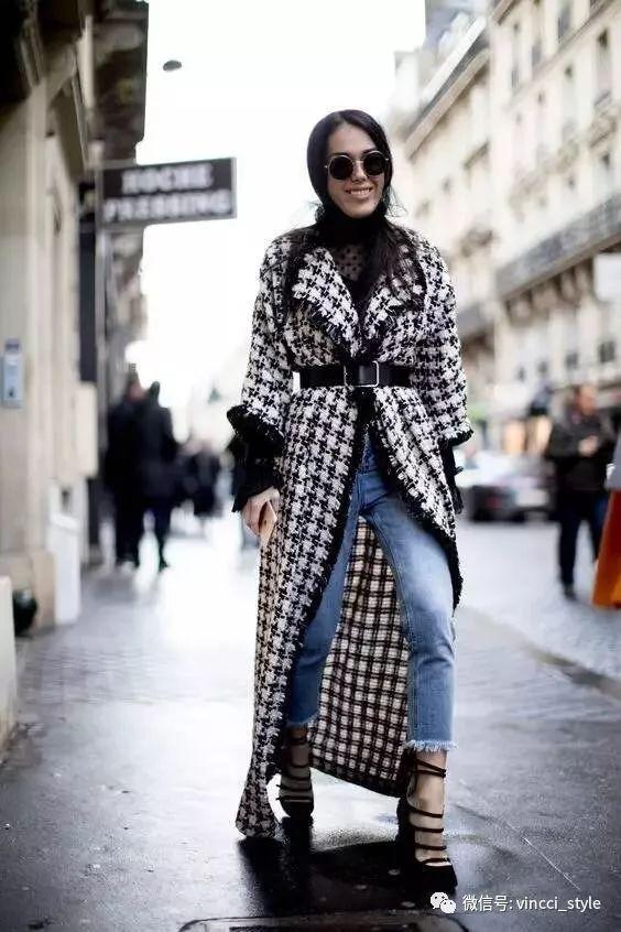 Vincci 情报|时装周上Dior和Hermes都给格纹划重点了,还不赶紧学起来 44