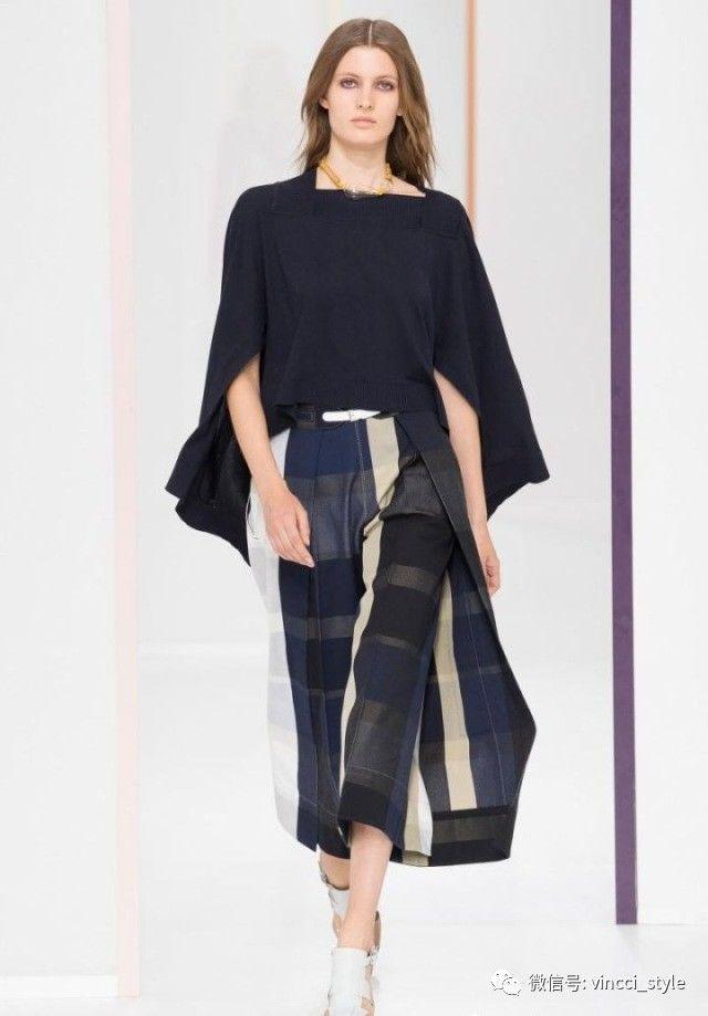 Vincci 情报|时装周上Dior和Hermes都给格纹划重点了,还不赶紧学起来 4