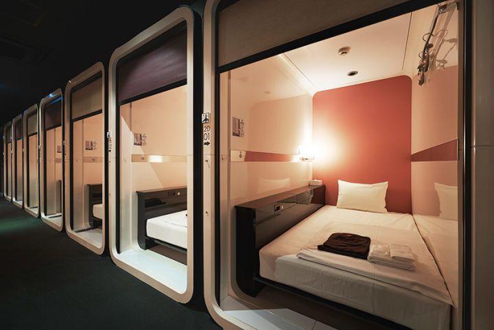 东京住宿攻略 | 女生也能放心入住的6家体验型胶囊旅馆