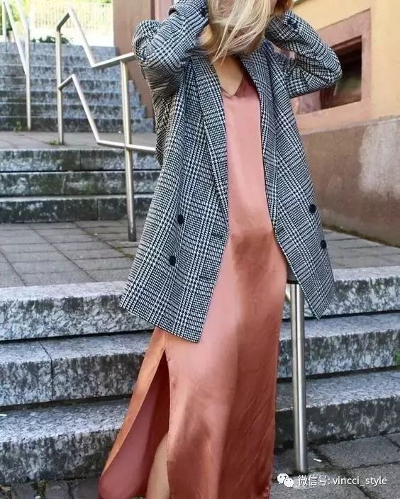 Vincci 情报|时装周上Dior和Hermes都给格纹划重点了,还不赶紧学起来 37