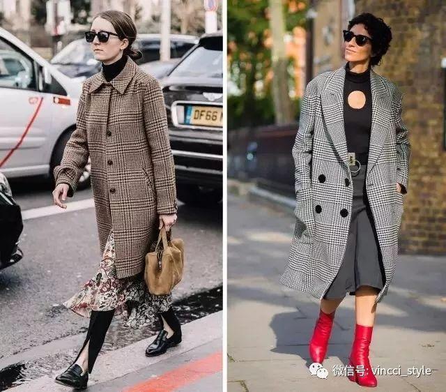 Vincci 情报|时装周上Dior和Hermes都给格纹划重点了,还不赶紧学起来 41