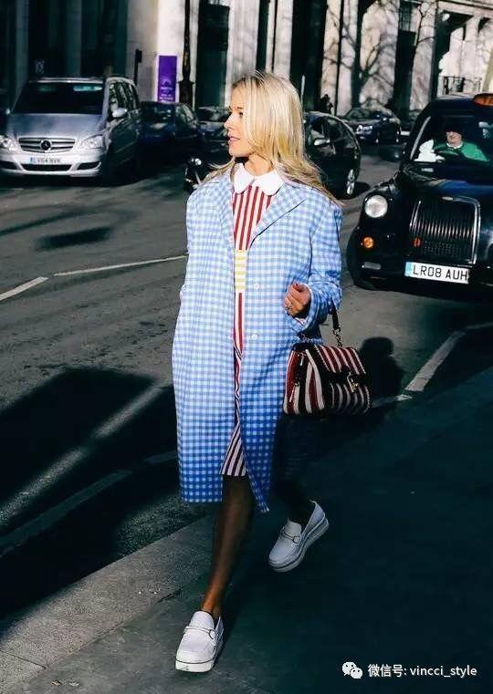 Vincci 情报|时装周上Dior和Hermes都给格纹划重点了,还不赶紧学起来 46