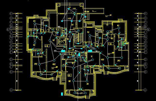 cad制图规范,其实结构工程师不等于画图员!