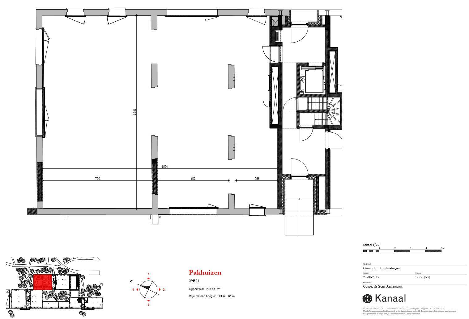 ▲公寓平面图   ▲公寓剖面图图   vervoordt 被日本的侘寂 wabi-sabi 美学深深影响,他喜欢把有残缺之美的东西与西式古董、当代绘画摄影融为一体,塑造出独特的空间.