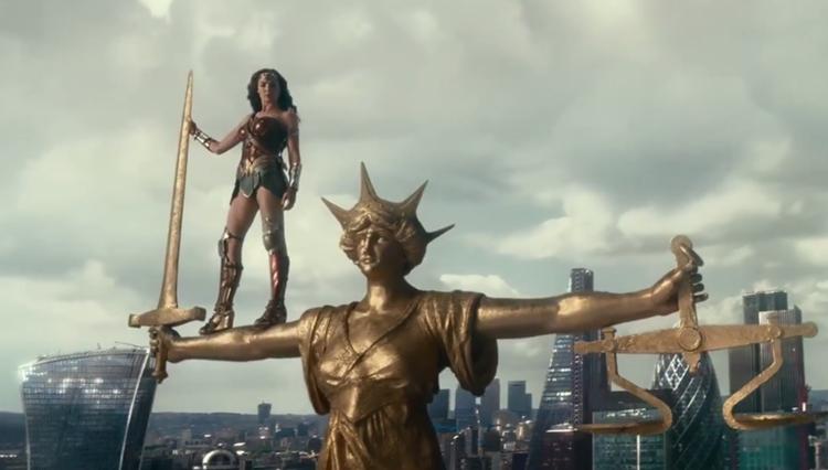 海外晨报 正义联盟 全新预告,超人回来了
