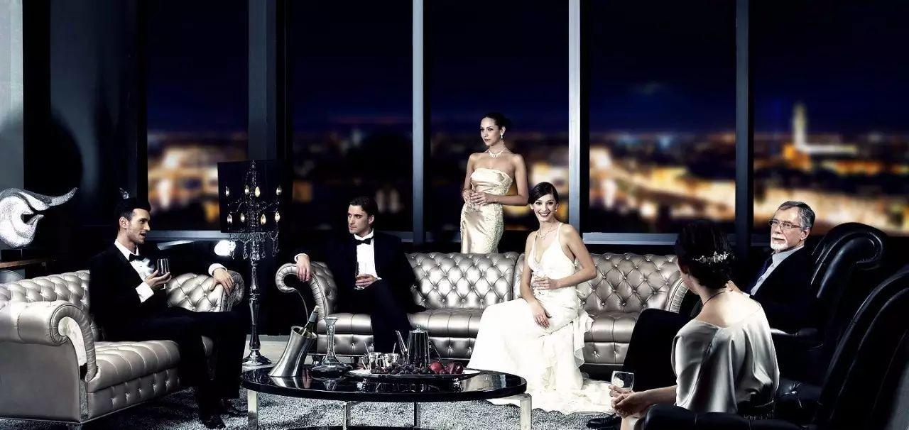 红酒会,礼服派对,时尚沙龙