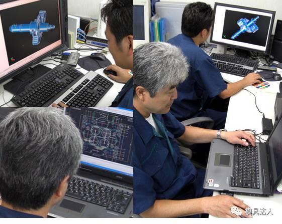 一家47年历史的日本模具企业居然做到人均产值282万元!
