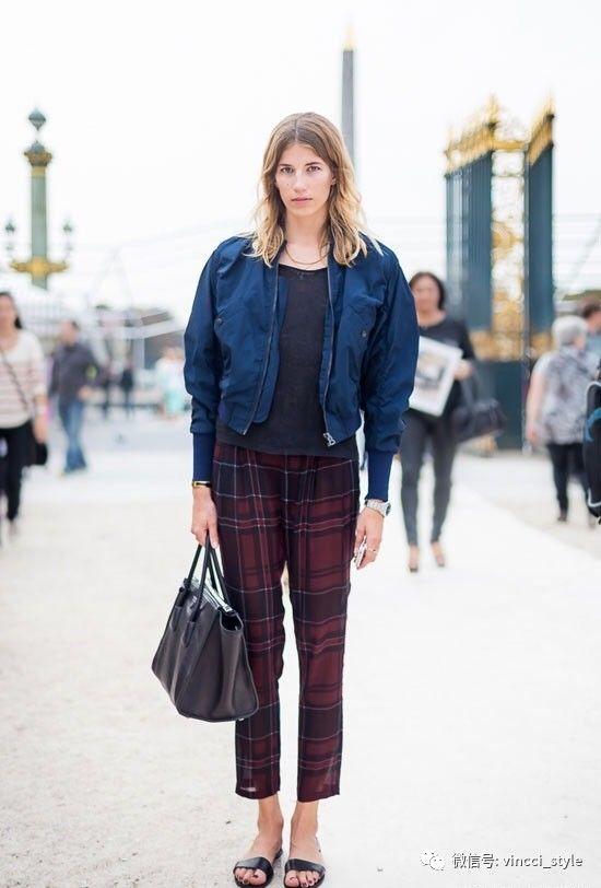 Vincci 情报|时装周上Dior和Hermes都给格纹划重点了,还不赶紧学起来 27