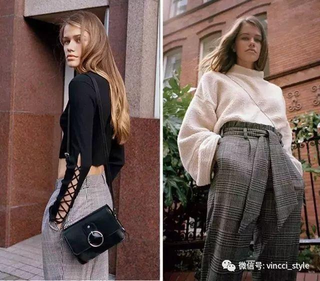 Vincci 情报|时装周上Dior和Hermes都给格纹划重点了,还不赶紧学起来 24