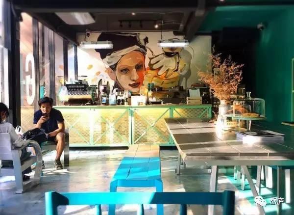 如果你爱逛咖啡馆,这里一定是你的天堂
