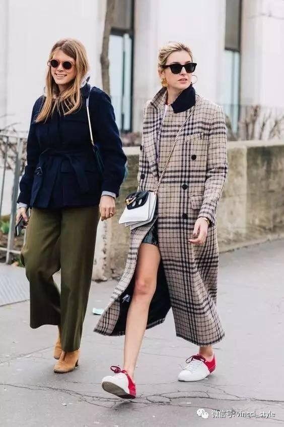 Vincci 情报|时装周上Dior和Hermes都给格纹划重点了,还不赶紧学起来 42