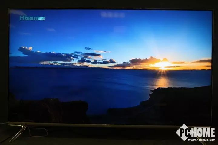 让空气震撼心灵 海信uled电视55nu7700评测