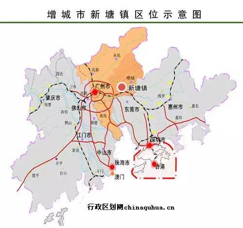 增城的经济总量_增城经济开发区规划图