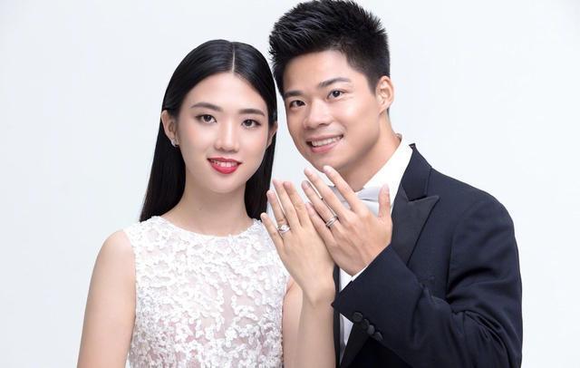 苏炳添结婚妻子资料介绍  两人从校服到婚纱的爱情童话揭秘