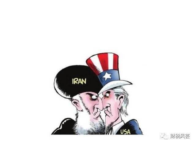 伊朗美国_硬碰硬?美国若违约 伊朗也要\