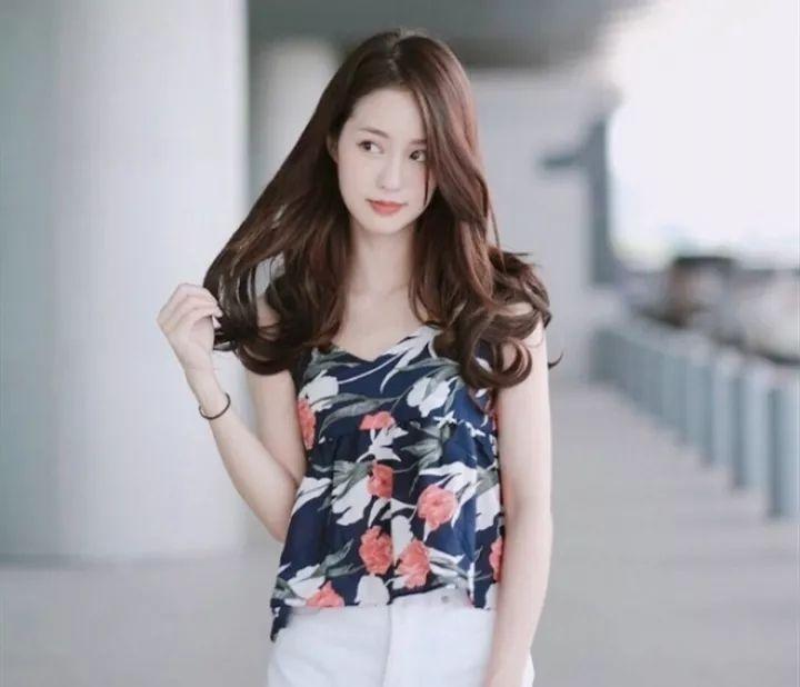 泰国顶级美少女网红获得大片中国粉丝居然是纯天然
