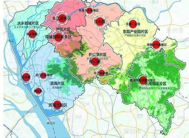 """第9名 虎门再一次成为东莞""""最强镇"""" 尤其是由虎门长安东莞最富两大镇图片"""