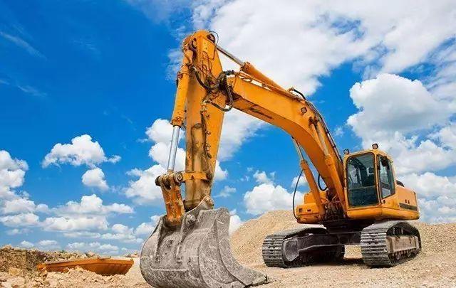 【易龙润滑油】挖机为何会液压油高温图片