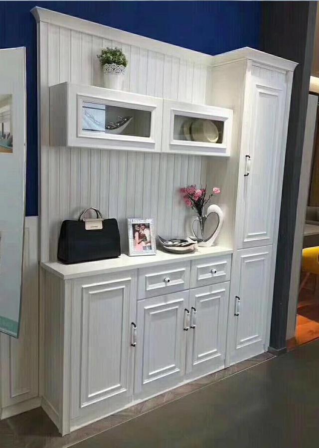 21款欧式衣柜,酒柜,玄关柜装修效果图,不仅高大上每款