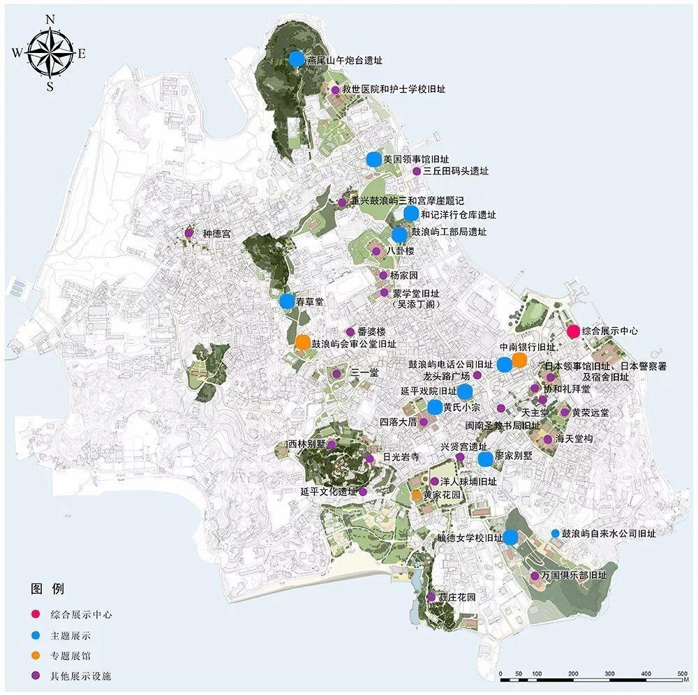 规划类项目共11个(以下展示其中4个优胜项目): 1 综合一所:清西陵