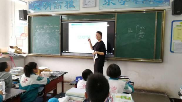 """""""秦学云数字智慧课堂""""——互动式课堂打造活泼、积极、和谐的课堂氛围!"""