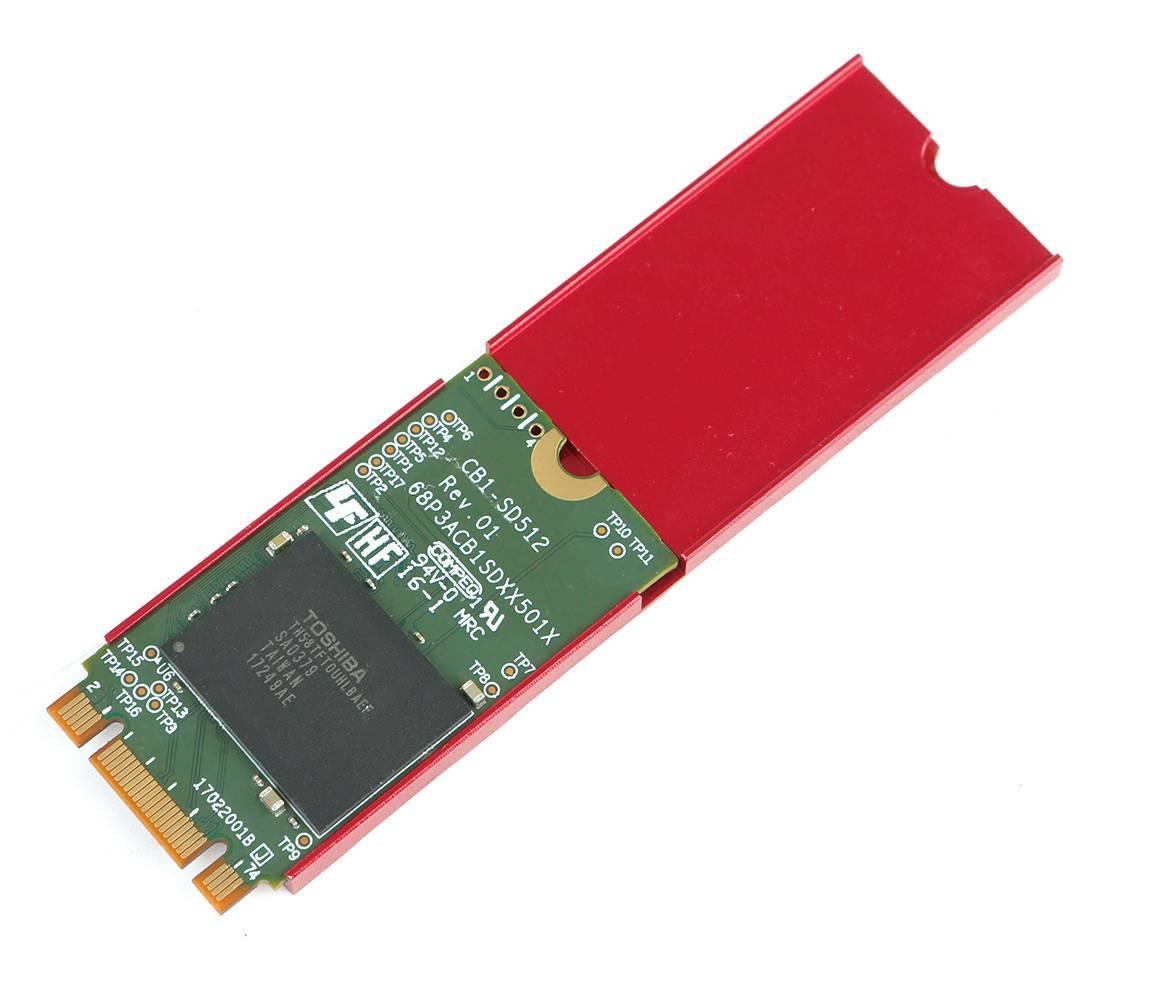"""简评】冷静高速可""""变身""""!建兴T11 NVMe M 2 256GB SSD"""