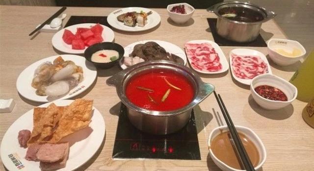 春夏秋冬自助火锅餐厅