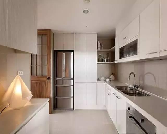 家里装仺--9h�y�9.���/_家里的冰箱应该这样摆放,实用美观!