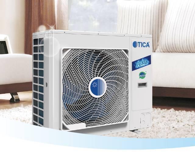 大家好|介绍一下,我家的中央空调@天加冷焰